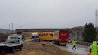 OSB Kavşağında Kaza Ucuz Atlatıldı