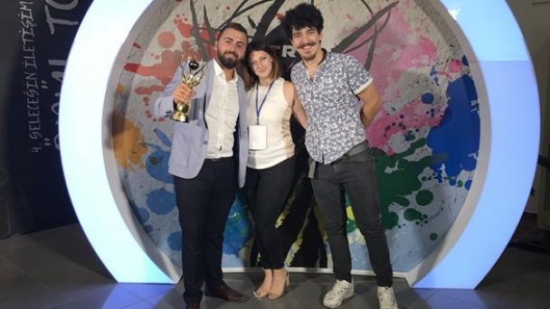 TRT Geleceğin İletişimcileri Yarışmasında Birinci Oldu
