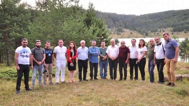 Yabancı Gazeteciler Tosya'ya Hayran Kaldı