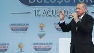 Cumhurbaşkanı Erdoğan: Değişim kongrede de sürecek