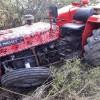 Tosya'da traktör kazası: 1 ölü