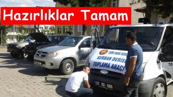 Türk Hava Kurumu Hazırlıklarını Tamamladı