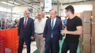 Vali Karadeniz'den Şah Çanta'ya Ziyaret