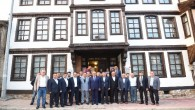 AK Parti Yerel Yönetimler Başkan Yardımcısı Yılmaz, Kastamonu'yu ziyaret etti