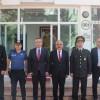 Askerlik Şubesi Başkanına Ziyaret