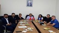 Atçılık ve At Antrenörlüğü Bölümlerinin bilgilendirme toplantısı yapıldı