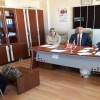 Daday'da okullara alınacak işçiler için mülakatlar yapıldı
