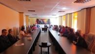 Daday'da Okullarda Güvenli Eğitim toplantısı yapıldı