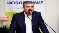 Kastamonu'da afetten zarar gören vatandaşlara 2 milyon lira yardım