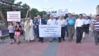 Kastamonu'da Sağlıklı Yaşam Yürüyüşü Gerçekleştirildi