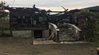 Kastamonu'da yangın: 1 ölü