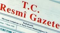 Mülki idari amirleri atama kararnamesi yayımlandı