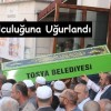 Murat Saykal Son Yolculuğuna Uğurlandı