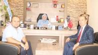 PTT Müdüründen Gazetemize Ziyaret