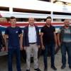 Tosya'da Genç Çiftçilere Koyunları Dağıtıldı