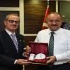 Türk Kızılayı, Başkan Babaş'ı ziyaret etti