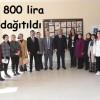 39 bin 800 lira kredi dağıtıldı