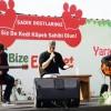 Şarkıcı Elnur Huseynov, Kastamonu'da sokak hayvanları yararına şarkı söyledi
