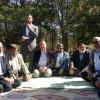 Üçolukları mesire alanında piknik programı