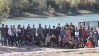 Üniversiteli öğrenciler Kastamonu'yu gezdi