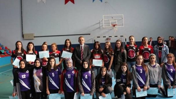 Amatör Spor Haftası Ödül Töreni