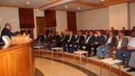 Başkan Arslan, muhtarlar ve STK temsilcileriyle bir araya geldi