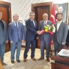 Din Görevlilerinden Başkan Şahin'e Ziyaret
