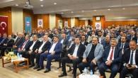Diyanet-Sen Kastamonu Şube Başkanlığına İrfan Bakır, yeniden seçildi