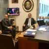 Milletvekili Metin Çelik'i Ziyaret Ettiler