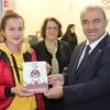 PTT'nin 178'inci kuruluş yıl dönümünde 178. kişi hediyesini aldı