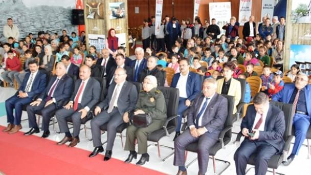 TÜBİTAK 4007 Bilim Şenliği Kastamonu'da başladı
