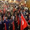 """Taşköprü'de """"Buram Buram Çanakkale Destanı"""" konferansı düzenlendi"""