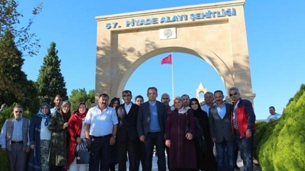 Tosya Kaymakamlığından Çanakkale Gezisi