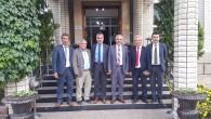 TosyaDer'den Başkan Şahin'e Ziyaret