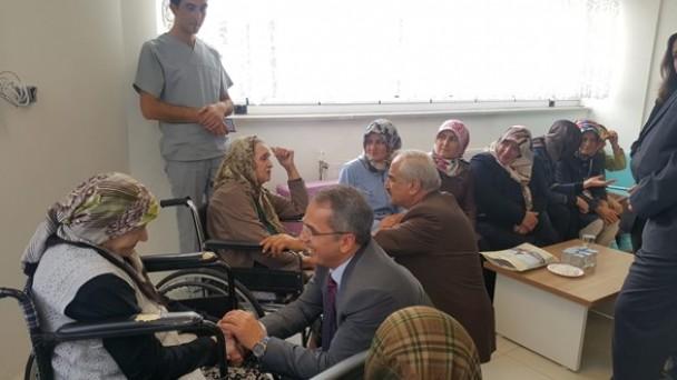 Tosya Sosyal Hizmet Merkezi Açılıyor