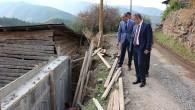 Yukarı Kayı Köyünde Altyapı Çalışmaları Sürüyor