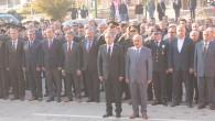 80. Yılında Atatürk Saygıyla Anıldı
