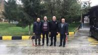Albay Sırma'dan SFC'ye ziyaret