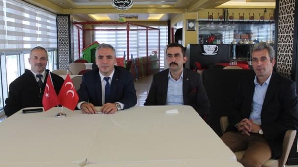 Ali Tekin Belediye Başkan Aday Adaylığını Açıkladı
