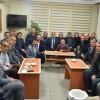 Başkan Arslan, Din Görevlileri Derneği'ni ziyaret etti