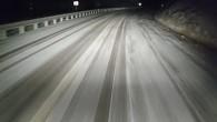 Beklenen kar, Kastamonu'nun yüksek kesimlerine yağdı