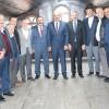 Belediye Başkanı Tahsin Babaş'tan Muhtarlara ziyaret