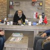 Binbaşı Sefer Sezer'den Gazetemize Ziyaret