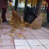 Bu ilçenin temizliği kadınlardan soruluyor