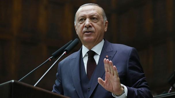 """Cumhurbaşkanı Erdoğan:""""31 Mart seçimlerinden alnımızın akıyla çıkacağımıza inanıyorum"""""""