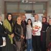 Emekli öğretmenlere vefa ziyareti