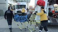Huzurevinde zehirleme şüphesiyle 14 kişi hastanelik oldu