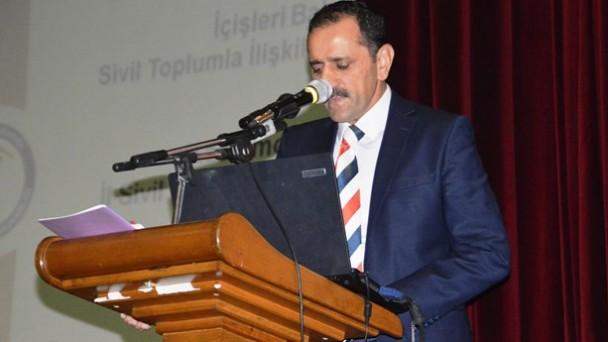 Kastamonu İl Sivil Toplumla İlişkiler Müdürü Hasan Tekin: