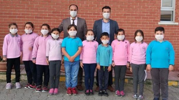 Kuzeykent İlkokulu'ndan LÖSEV'e destek