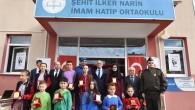 Taşköprü'de Kızılay Haftası kutlandı